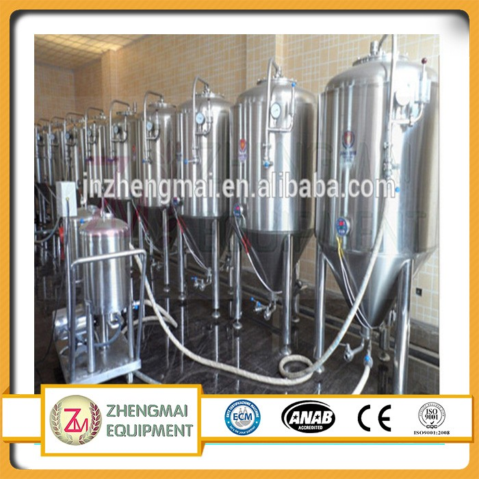 Wholesale products customized used conical fermenter,beer fermentation tank used