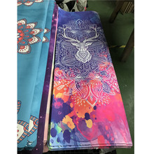 2017 Eco Friendly Natural Rubber Yoga Mat Manufacturer Custom Made Yoga Mats