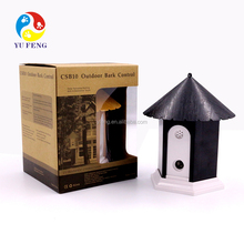 Outdoor Ultrasonic Dog Barking Control Birdhouse Stop Deter Nuisance Anti Bark Pet Products Puppy Dog Supplies Trainings