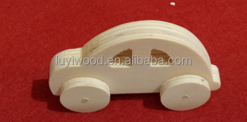 New handmade popular hot sale wooden car for kids wholesale