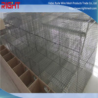 Hot Sale Breeding Cage, Animal Cage, Mink Fram Cage for Sale