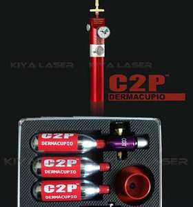 Manufacturer C2P co2 gas/ Carboxytherapy injected CDT machine/ Carboxy therapy CDT