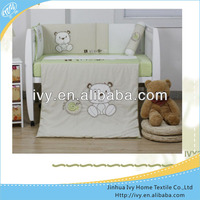 hand stitch bed sheet from china