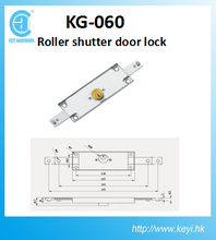 KG-060 manufacturer China volume gate lock garage door lock