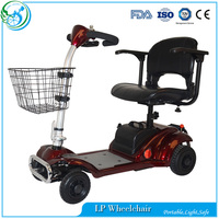 Outdoor elderly electric tricycle for disabled