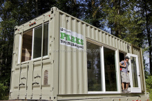 prefab shipping container home container modern house