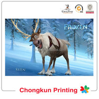 High quality PP/PET lenticular 3d pictures posters