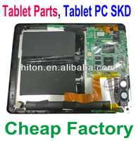 Cheap Factory Dual core dual-core RK3066 PCBA or RK3066 motherboard or RK3066 mainboard for RK3066 Tablet parts
