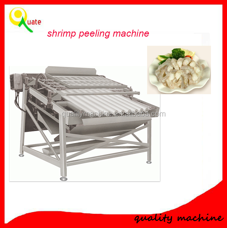 Best quality stainless steel shrimp peeler/ shrimp peeling machine for sale