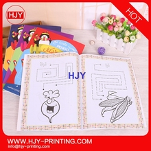 cheap creative printing hardcover famous kid book wholesale