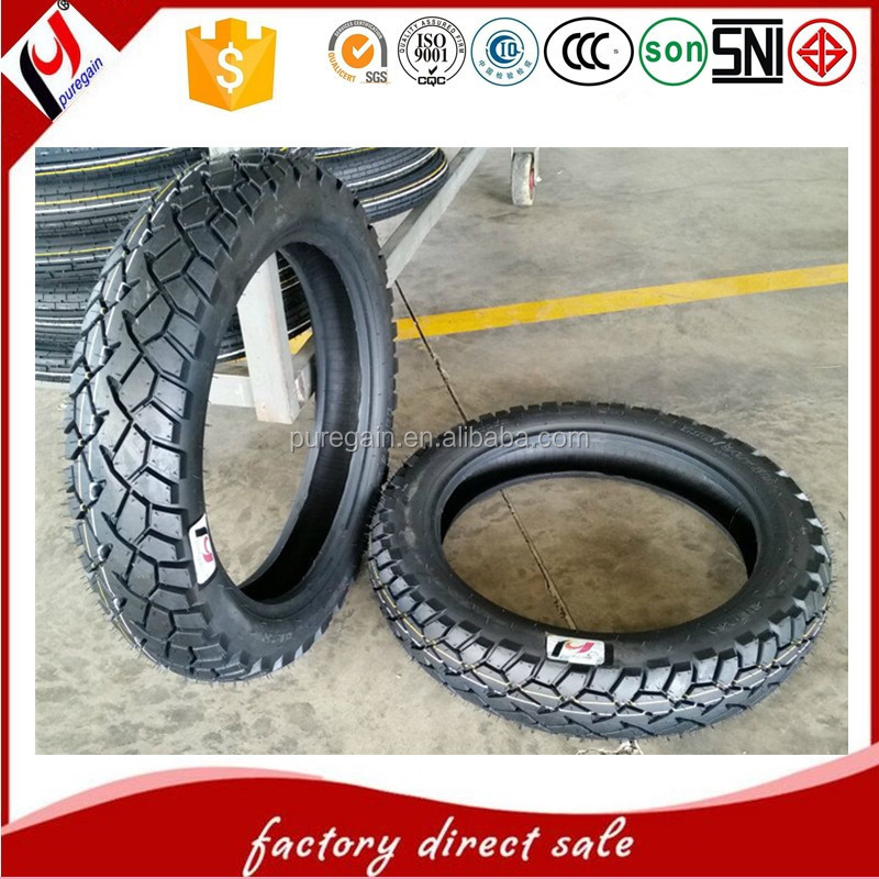 PUREGAIN tyre china motorcycle tire manufacturer mrf tyre tube price