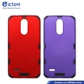 Newest phone accessory ultra thin case TPU PC case 2in1 case for K8 2017