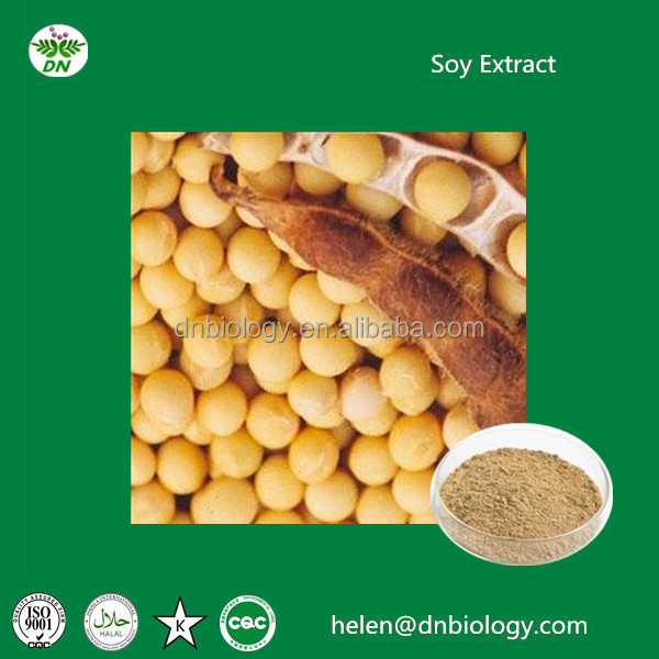 Customized pure soy extract,soy pure powder,10%-90% Isoflavones HPLC