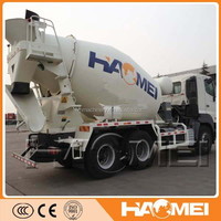 High Quality Low Price Hydraulic Concrete Mixer Truck on sale