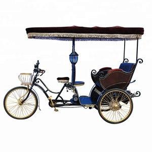china direct manufacturer pedal assist electric rickshaw for sale