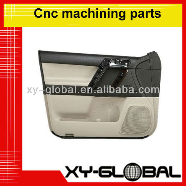 high pricision cnc machining auto spare parts interior accessories
