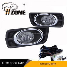 HZONE FOG LAMP FOR HD CITY 2012 WITH DOT CERTIFICATION CAR LIGHT