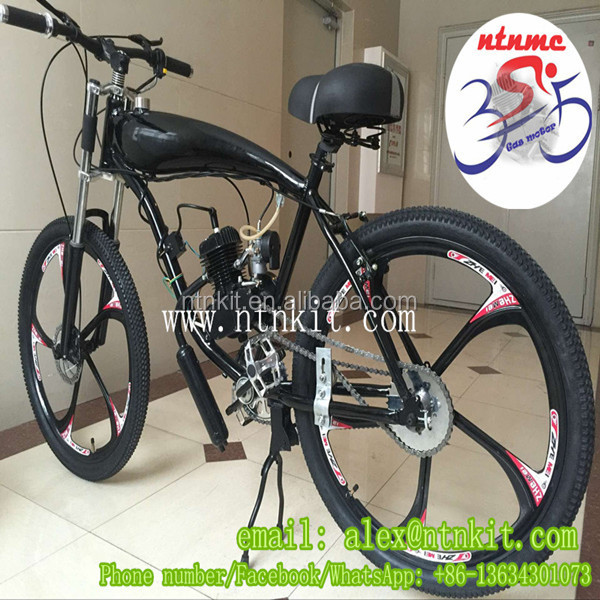Gas Powered Bicycle for sale/ 2 cycle bicycle/ moped bike/ motorcycle