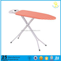 Guangzhou hot sale ironing board with four feet, ironing board can be put in cabinet