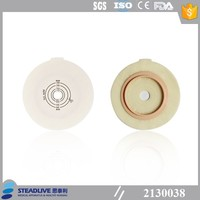 Steadlive CureGuard Hydrocolloid convex flange for colostomy