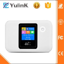 Yulink best 150Mbps 4g lte router with SIM Card Slot,Power Bank and TF Card Slot