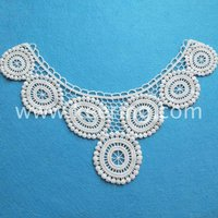 2014 round Fashion cotton collar necklace WLS-450