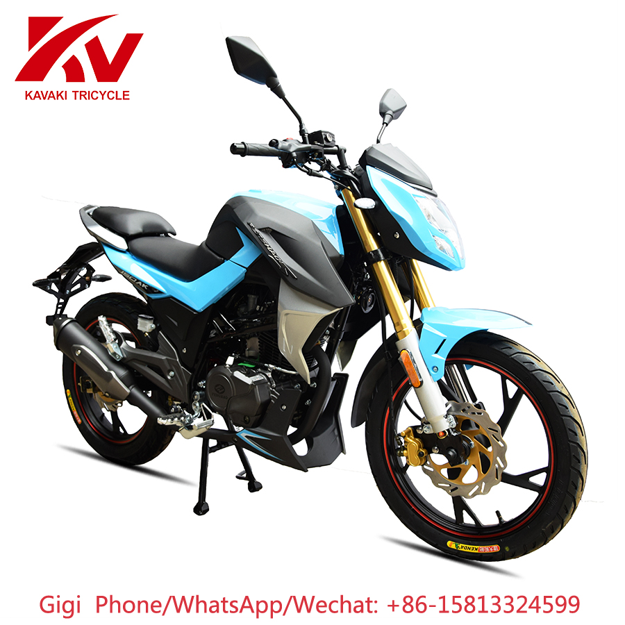 Two wheel petrol/gasoline 150cc heavy bikes motorcycle race motorcycles 200cc new models 2018 for sale