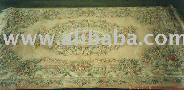Sell100 Line And 90 Line And 120 Line Hand Knotted Woolen Carpet