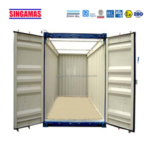 Economic easy assembly fireproofed cheap used shipping container for sale