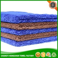 Home use car cleaning clean cloth with private label