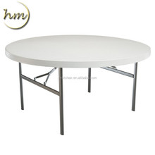 2017 Plastic folding round table