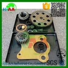 TS16949 certified professional precision machined OEM engine timing gear for auto spare parts