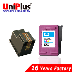 Third party brand compatible for hp inkjet cartridge chip reset for hp 301 301xl