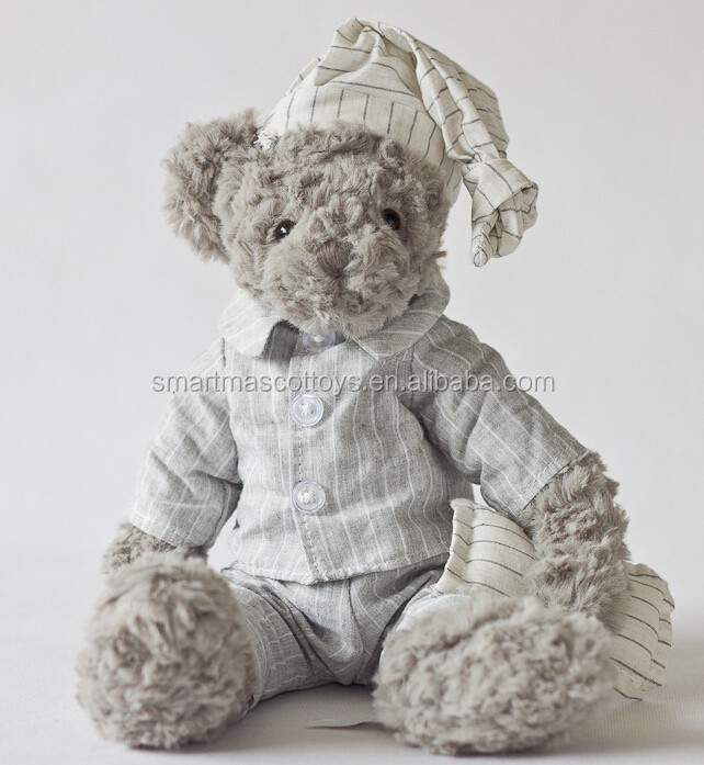 custom stuffed animal toys Christmas plush toy bear