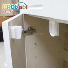 Baby safety magnetic locks for cabinets and drawers