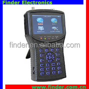 Digital satellite tv signal finder combo DVB-S/T HD signal strong satellite sat finder ws-6939 satellite finder prices