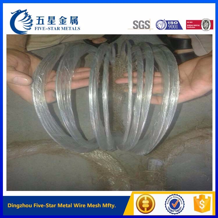 low price ms gi tie wire in construction
