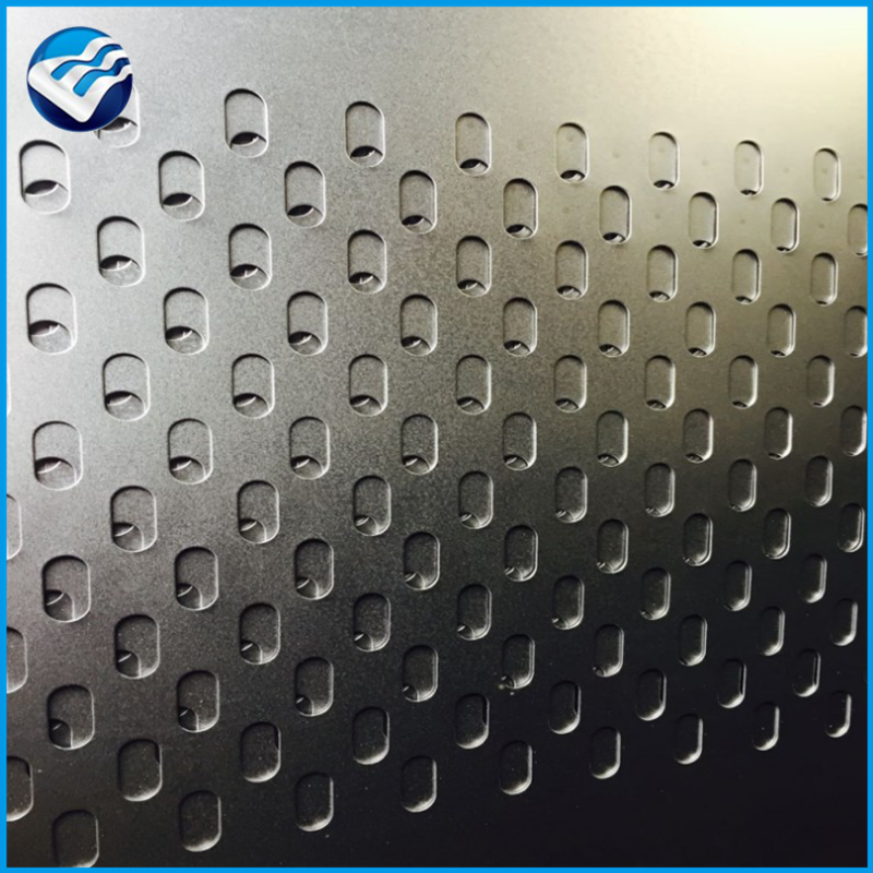 Best price decorative perforated sheet metal panels china factory