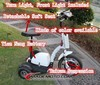 CE certificate 3 wheel electric scooter, electric moped scooter price china, snow electric scooter