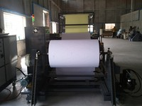 double side tissue tape making machine, double side tissue tape coater, double side tissue tape laminator