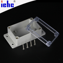 Y1 series 100*68*50mm ip67 waterproof electrical junction box with mounted ear