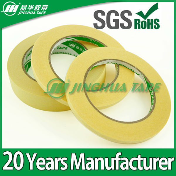 Gummed tape Paper tape/masking for car painting