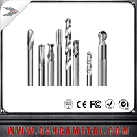 New style low cost for no coated square nose finishing end mills