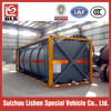 Fuel Transport Tanker Container Iso Storage