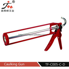 caulking gun for silicone sealant/free sample hand tools