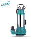 LEO High Pressure Electric Submersible Pump For Dirty Water