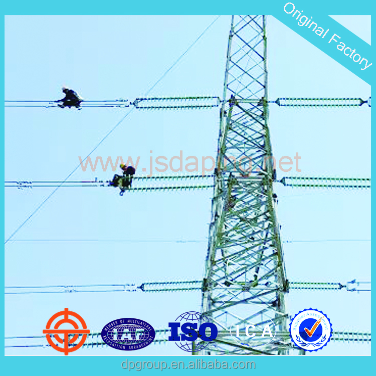 110kV Power Transmission Steel Tower