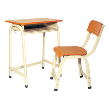HY-0202B OEM low price school desk and chair/ school table and chair