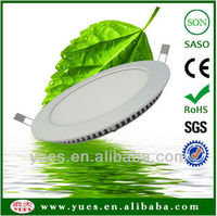 15w SMD2835 Factories & Offices ring good cooling LED Panel Light