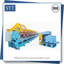 SYT-SD300 Fine straight dry high carbon steel wire drawing machine
